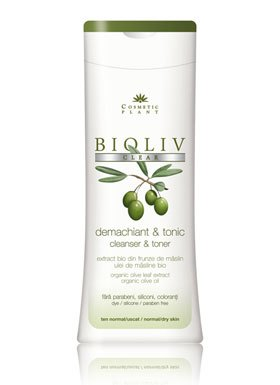 Cosmetic Plant   BIOLIV CLEAR Demachiant & Tonic